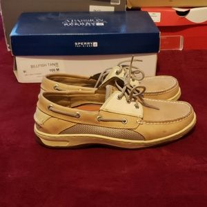 Mens Sperry shoes